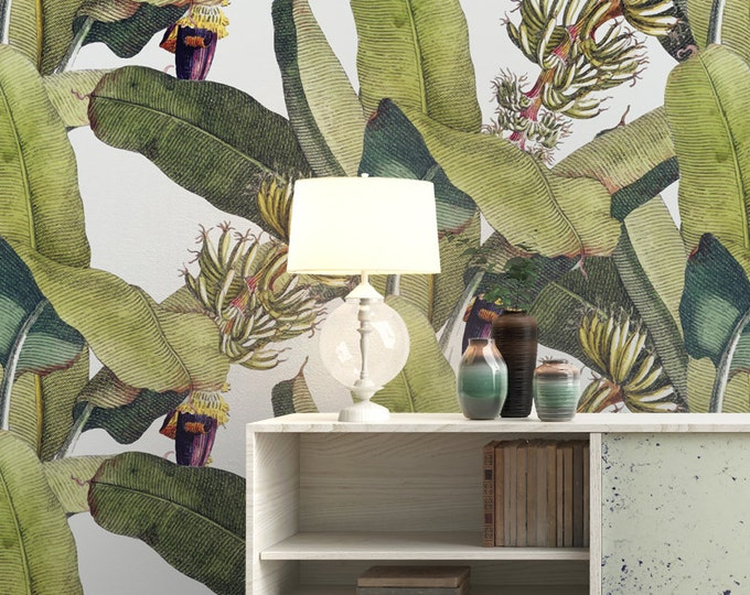 Big Banana Wallpaper