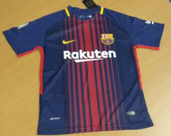 99314b689 25% OFF Black Friday Only for this Weekend Barcelona Football Club Home  Jersey Size M   Model 2017   Brand New.-
