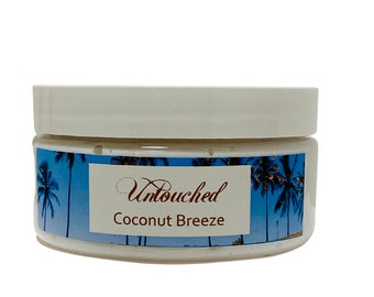Last Chance! Coconut Fragrance - Scented Cocoa Mango Shea Butter Hand & Body Lotion