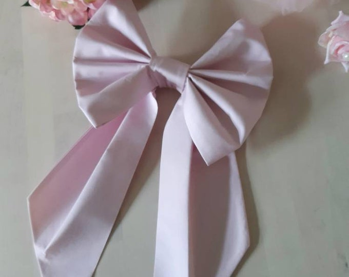 Beautiful Large Decorative Cot Bow/ Curtain Tieback.