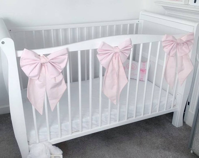 Large Cot Bow / Tieback