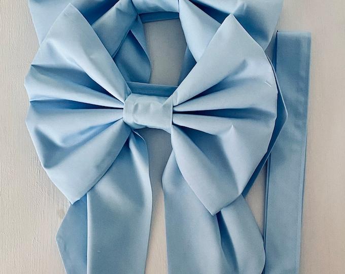 Cotton Curtain TieBacks