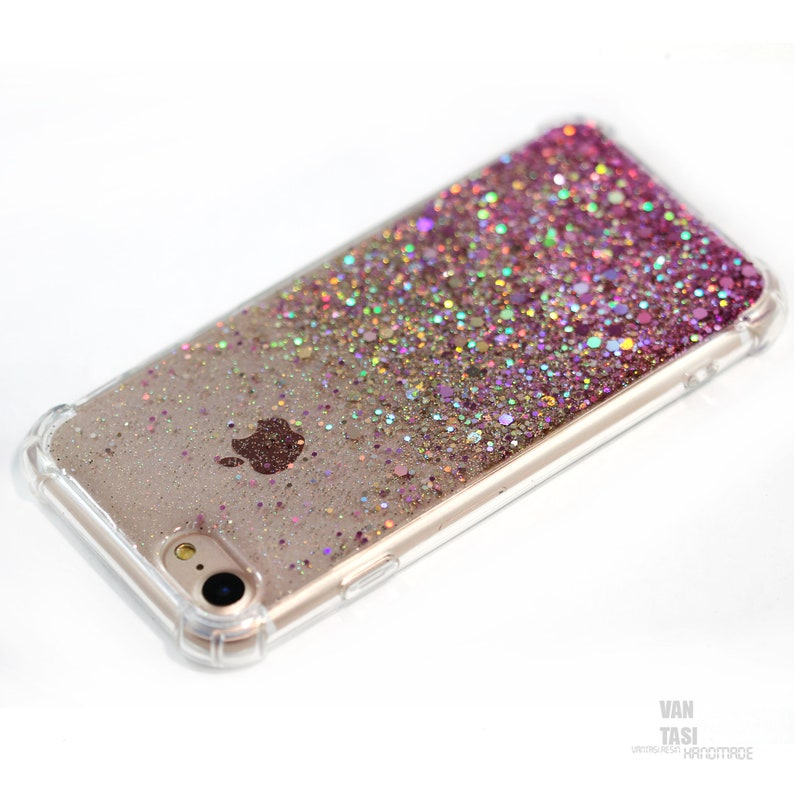 Pink Gold sparkle Glitter iPhone 12 case iPhone 12 Pro Max ...