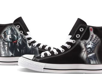 converse anime shoes