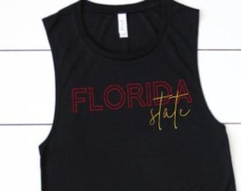 f7c71460f93b1 Florida State Shirt, FSU shirts, Seminole Gameday shirt, Florida State t  shirt, FSU football, Tailgate shirt, florida state gameday shirt