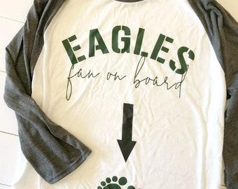 wholesale dealer aa708 d2cb0 Philadelphia eagles | Etsy