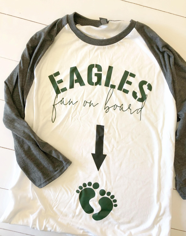 5282976e Eagles Maternity Shirt, Philadelphia Eagles Maternity Tee, Steelers ...