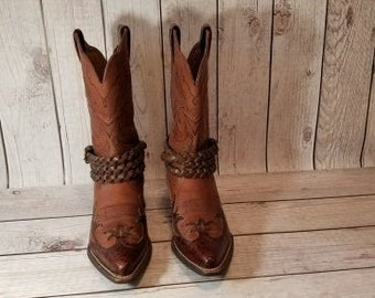 d455c2d6d17 Cowgirl Joy Boots by CowgirlJoyBoots on Etsy