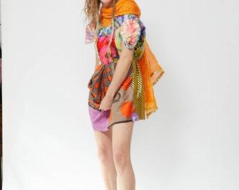 Summer SARI DRESS