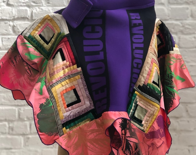 Featured listing image: Butterfly revolucion poncho
