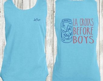 2662464daf8f14 Lagoon Blue La Croixs Before Boys Tank