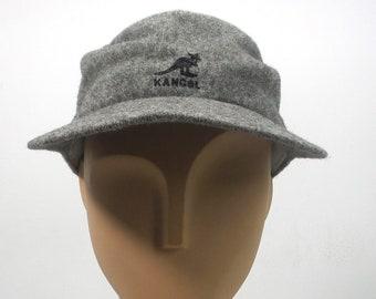 56d3e85432a Kangol Cap VINTAGE Kangol Baseball Cap Made In England