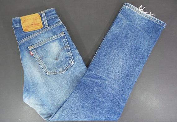 Levi's 505 Jeans W29xL30.5 VINTAGE Levi's 505 Ston
