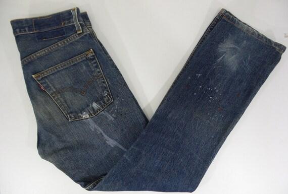 Levi's 505 Jeans W31xL30.5 VINTAGE Levi's 505 Pain