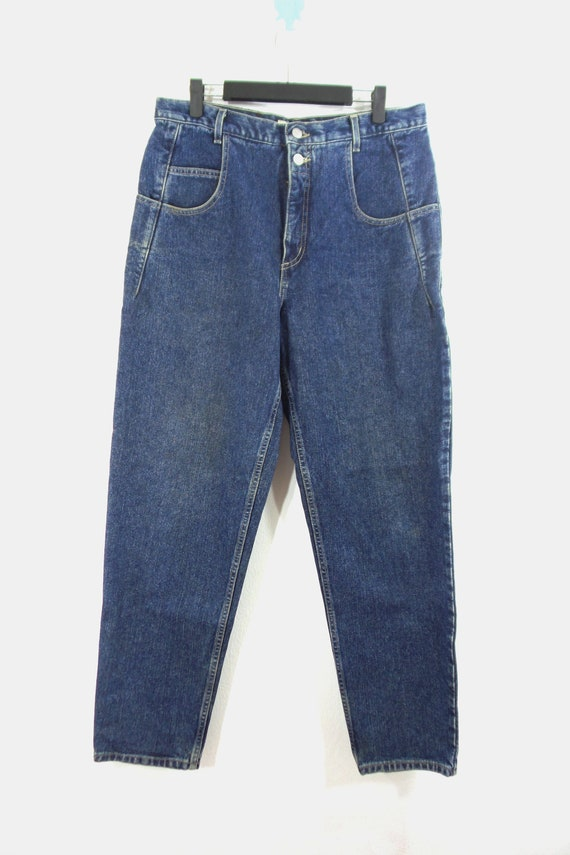 Guess Jeans W34xL44 VINTAGE Guess Baggy Jeans Made