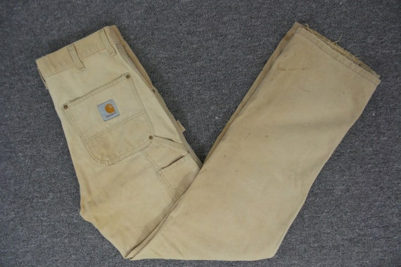 Carhartt Pants W31xL33.5 VINTAGE Distressed Carhar