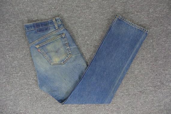 Levi's 501 Jeans W33xL30.5 VINTAGE Levi's 501 Dist