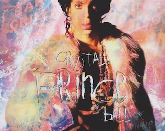 SPECIAL 50% off! Was 500!!   Prince external hard drive with almost 2 TB of prince music and videos!