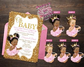 Princess Baby Shower Etsy