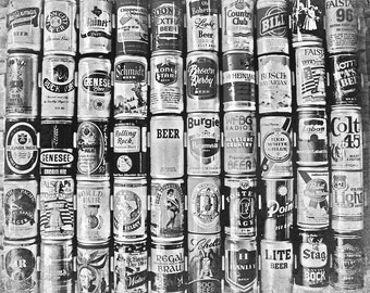 BW Texas Beer Can Collection