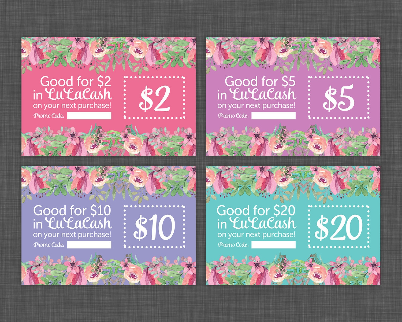 Cash Cards Floral Gift Card Roe Cash Cash Gift   Etsy