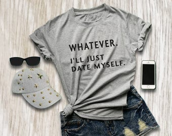 db903e95 Funny slogan tee whatever tshirt attitude shirts with sayings fun nerdy  shirts sarcastic t shirts gifts unisex graphic tee size XS S M L XL