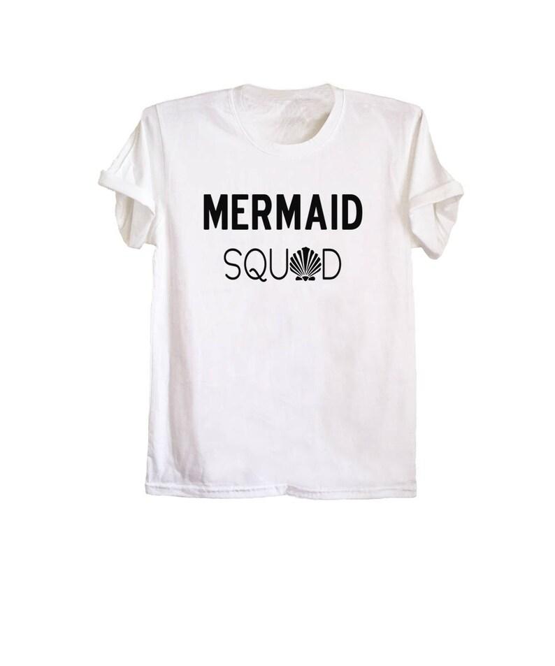 7afd8a50 Mermaid shirt mermaid tshirt bachelorette party shirts gifts   Etsy