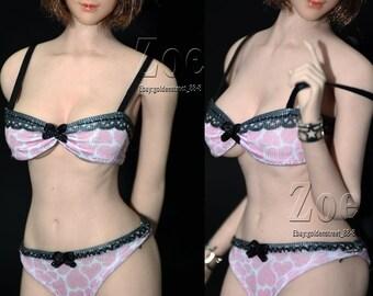 844fba96d9b ZOE DOLL phicen tbleague lovely underwear for jiaou doll UD doll
