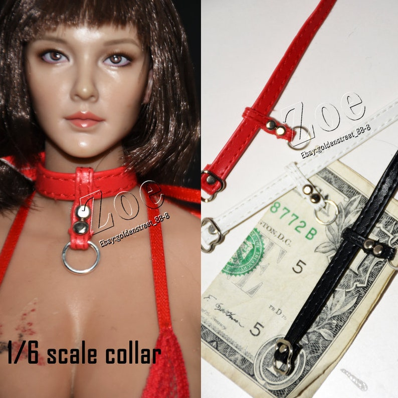 1//6 scale necklace necklace TBLeague phicen necklace   for JO doll hottoys