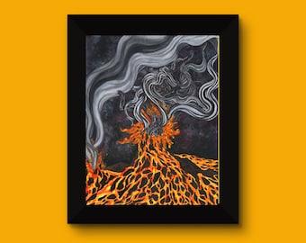 Nataraja, Fine art print