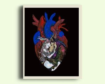 A Place in My Heart, Fine art prints