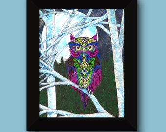 Mystic, Fine Art Print