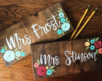 Teacher Gift Etsy