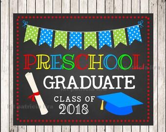 preschool graduation etsy