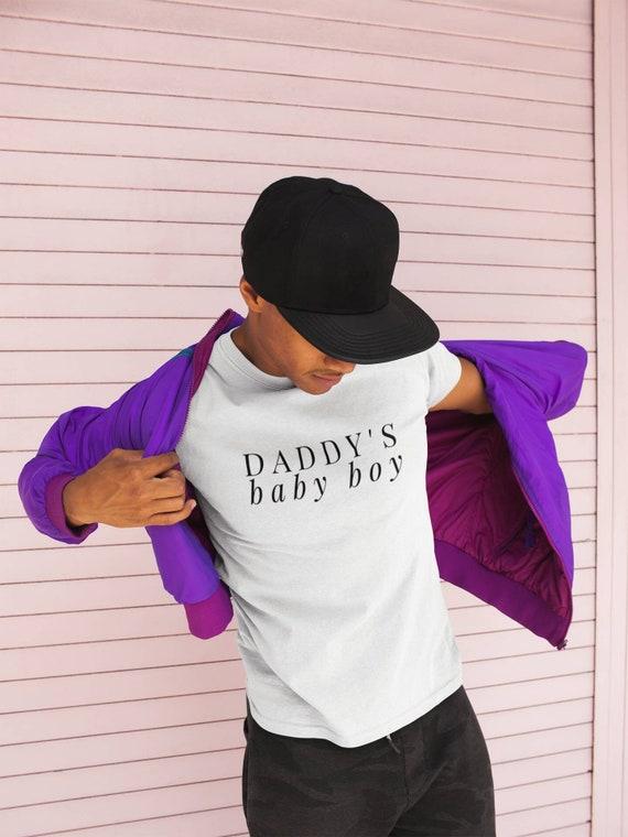 Daddys Baby Boy, Ddlb Shirt, Ddlb Gift, Bdsm Shirt, Bdsm Gift, Submissive  Shirt, Little Space Shirt, Bdsm Little, Ageplay Shirt, Baby Boy