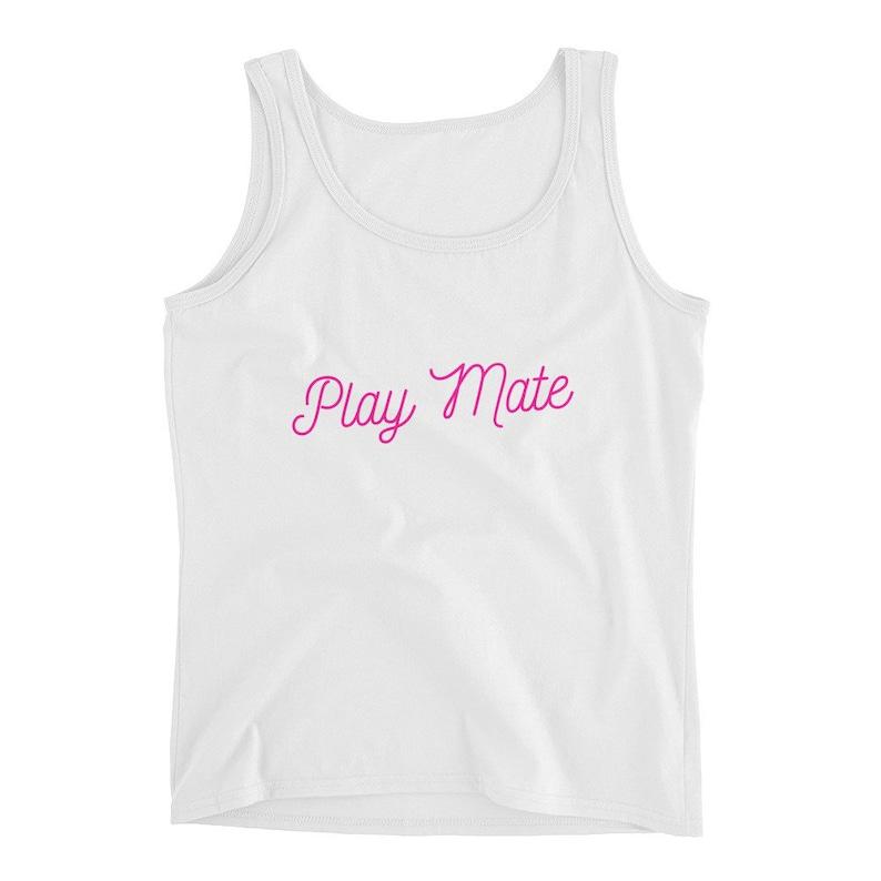 08198781d6e3de Play Mate Tank Top Ddlg Shirt Ddlg Gift Littlespace Shirt