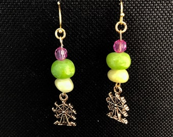 Going to the Fair Earrings