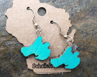 Lake Monona earrings