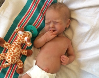 Full body silicone baby doll | Etsy