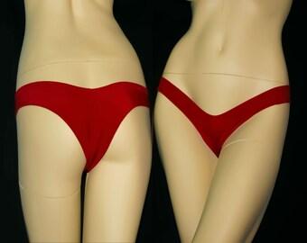 Sexy Stripper Gogo Dancer Booty Shorts Underwear