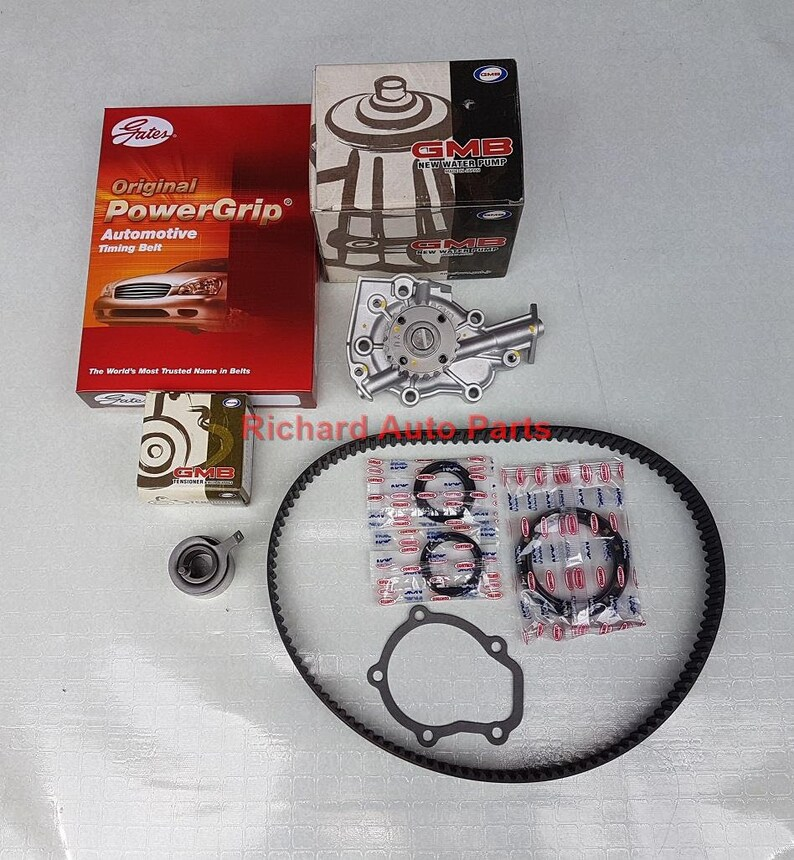 Suzuki Timing Belt - Technical Diagrams
