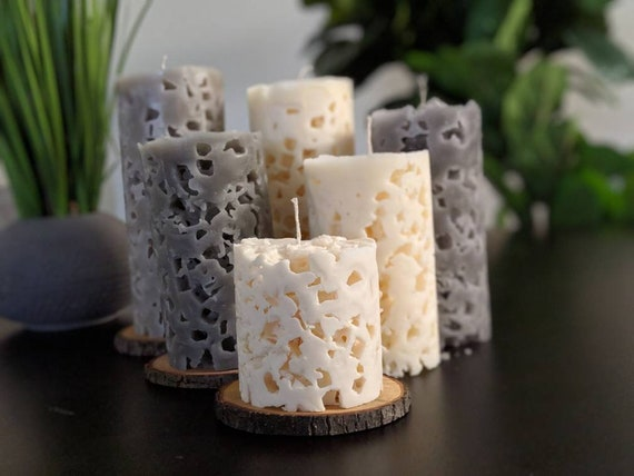 Candles Wax Handmade Decoration Home Beautiful Things