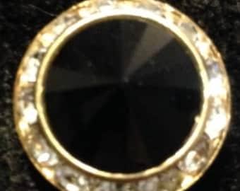 Swarovski Button Cover