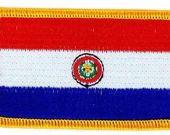 Paraguay Map Shape Tie Tack