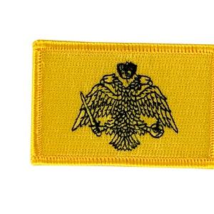 sewing or paste patch Flag LONDONLondon Heatstick
