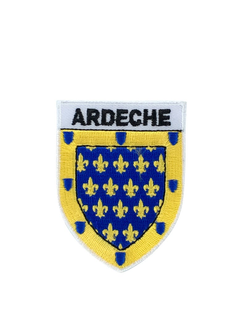 Patch flag coat of arms shield emblem country embroidered badge montenegro