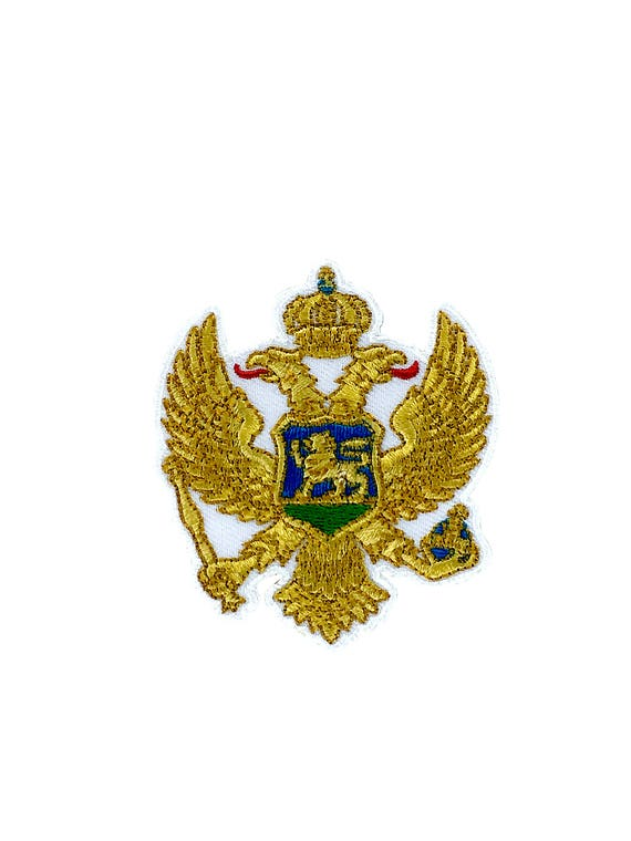 Finnish Coat of Arms Morale Patch Free Shipping