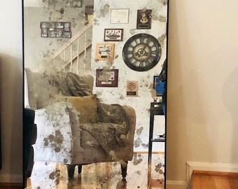 Mirror wall decor   Etsy