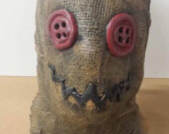 Scarecrow Half Mask