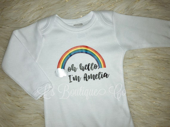 d69b96596f124 Rainbow Baby Apparel